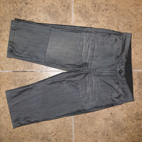 Jean Color Gris Talla 28 32 L Regular -marca Quick Silver