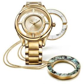 bd60de7502b Relogio Technos Feminino Signature - Relógios De Pulso no Mercado ...