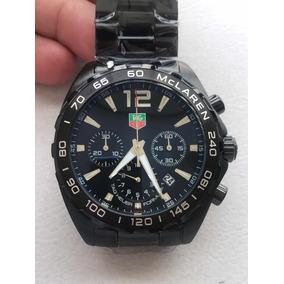 06c42ab4fc3 Relogio Tag Heuer Mp4 Mclaren Automatico Aço Masculino - Relógios De ...