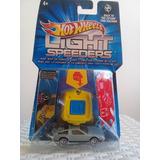 Hot Wheels Light Speeders Delorean