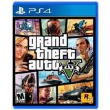 Grand Theft Auto V - Ps4 Juego Físico - Sniper Game