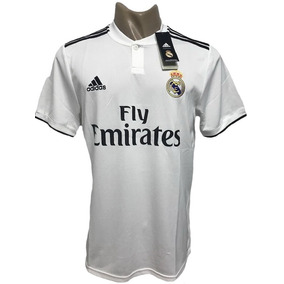 Camiseta Real Madrid 2018 - Camiseta del Real Madrid para Adultos en ... d798c138be704