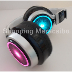 Audifonos Inalambricos Con Bluetooth Fm Mp3 Y Mas * Tienda F