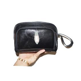 Bolsa Manual Mão Em Couro Utensilio Feminina Masculina
