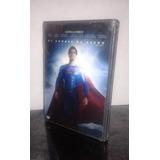 Superman El Hombre De Acero Dvd Nacional Nuevo Man Of Steel