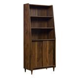 Mueble Librero Con Puertas 420282