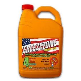 Liquido Refrigerante Anticorrosivo Freezetone