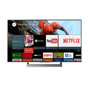 Smart Tv Sony 65 Polegadas Xbr-65x905e 4k Android