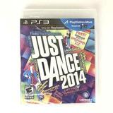 Juego Just Dance 2014 Ps3 Usado Original
