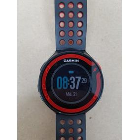 Relógio Gps Garmin Forerunner 220 Corrida Muito Conservado