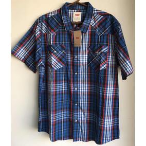 Camisa Negra Hombre Levis - Ropa y Accesorios Azul en Mercado Libre ... dd77cd9d58e