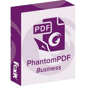 Foxit Phantom Pdf Business 9.0 Em Português Envio Por Email