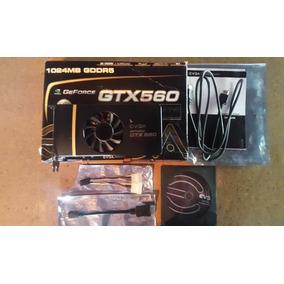 Gtx 560 Sc Evga Sin Fallas