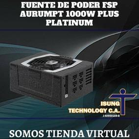Fuente De Poder 1000w Plus Platinum + Entrega Personales