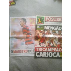 02 Poster Flamengo Pentatri Carioca