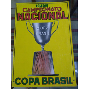 Álbum Completo Campeonat Nacional C Brasil 1976 Frete Grátis