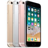 Apple Iphone 6s 64gb +earpods +cable +cubo Originales +regal