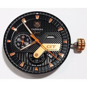 4b271f0c337 Relogio Tag Heuer Grand Carrera Gt - Relógios no Mercado Livre Brasil