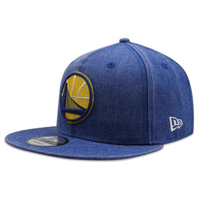 Gorra New Era 9 Fifty Nba Warriors Rugged Heather Azul 9ef336b18e1