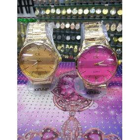 Relógio Ck Feminino (resistente A Água)