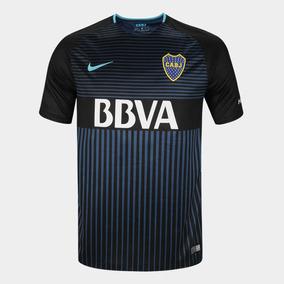 c5e905ec94 Camiseta Nike Boca Juniors Alternativa 3 2017 Match - Camisetas en ...