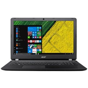 Notebook Intel Com Teclado Numérico Acer Nxgj7al006 Es1-533-