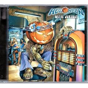Cd Helloween - Metal Jukebox (dynamo) Gamma Ray Frete Gratis