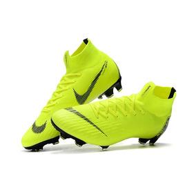Chuteiras Nike Mercurial Primeira Linha - Chuteiras Nike de Campo ... dffc21c18e8d4