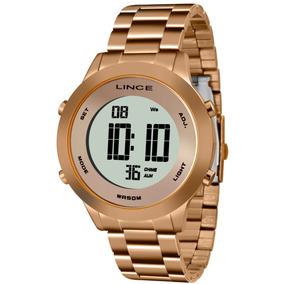 e3c6403de21 Relógio Digital Feminino Lince - Relógios De Pulso no Mercado Livre ...