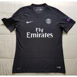 9d3c6c537c Frete grátis. Sergipe. Camisa Paris Saint Germain Psg Third 15 16 Ucl -  Jogador