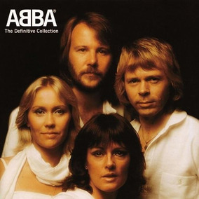 Cd Abba The Defenitive Collection 2 Cds Open Music U-