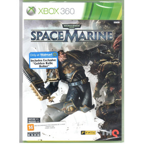 Warhammer 40.000 Space Marine Xbox 360 Mídia Física Lacrado
