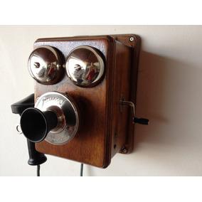 Telefone Antigo Kellogg - Década De 20