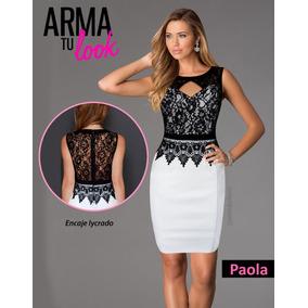 197e06f3940d Vestidos Negro Con Beige - Ropa y Accesorios en Mercado Libre Perú