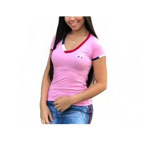 Baby Look Atacado - Camisetas e Blusas Manga Curta para Feminino no ... 319711b8b06bd