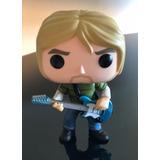 Funko Pop Rock Kurt Cobain Nirvana Sin Packaging Unico