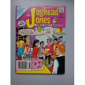 Gibi Jughead Jones 42 Em Inglês Ano 1986