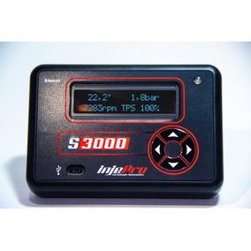 Injepro S3000 Injeção Eletrônica Programavel + Chicote 3mm
