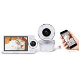 Sistema De Vídeo, Monitor Y Cámara De Vigilancia Para Bebes.