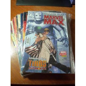 Marvel Max 51 A 58 (panini - 2007/2008)