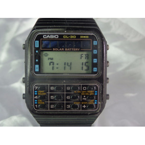 c8d64c24c74 Relogio Casio Calculadora Antigo - Relógios no Mercado Livre Brasil