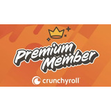 Crunchyroll Premium Membresia 1 Mes Envio Al Instante