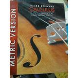 Calculus Stewart 8 Edición, Single Variable, Metric Version