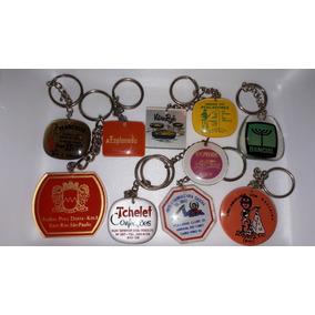 Chaveiros Colecionáveis De Acrílico (lote)