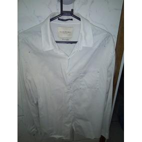 Camisa Ellus Originals, Cor Cinza.