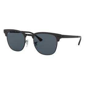 585bdfa1d0236 Oculos Rayban Clubmaster Preto Fosco - Óculos no Mercado Livre Brasil