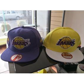 62c5dc47f7748 Gorra Lakers New Era en Mercado Libre México