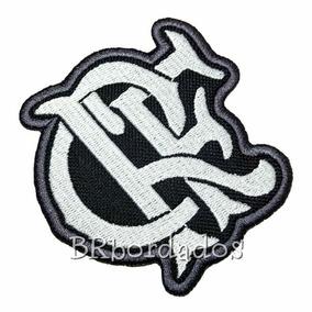 Escudo Bordado Flamengo - Artigos de Armarinho no Mercado Livre Brasil ddbbb8d866394