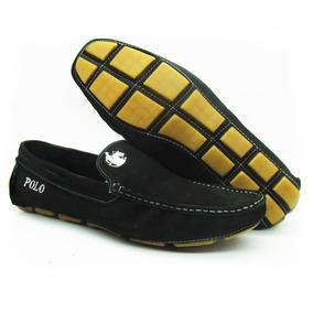 70b12c0f1e Sapato Mocassim Masculino Polo Ralph - Sapatos no Mercado Livre Brasil