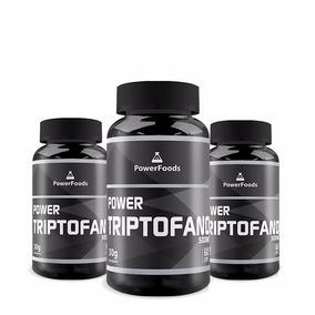 Combo 3 Power Triptofano - Powerfoods